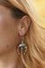 Accessorize In Style Fashion Earrings Naja Silver Earrings