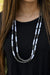 Accessorize In Style Fashion Necklaces Double Strand Silver & White - hannah
