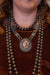 Fashion Zuni Chief Necklace