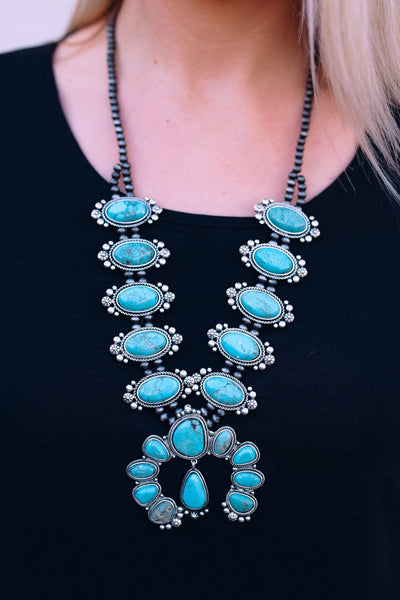 Accessorize In Style Turquoise Fashion Squash