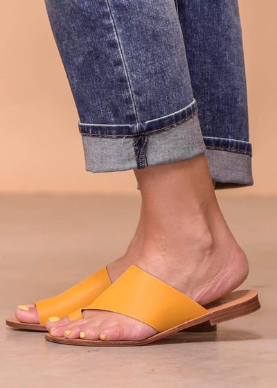 Corkys Sandals Sunny Day Sandals - Mustard