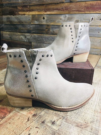 Diba Boots Short Order Studded Ankle Boot