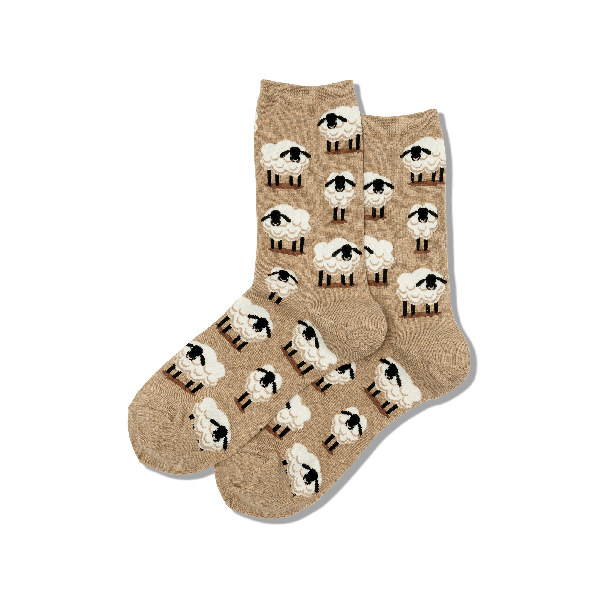 HotSox Socks Sheep-Tan