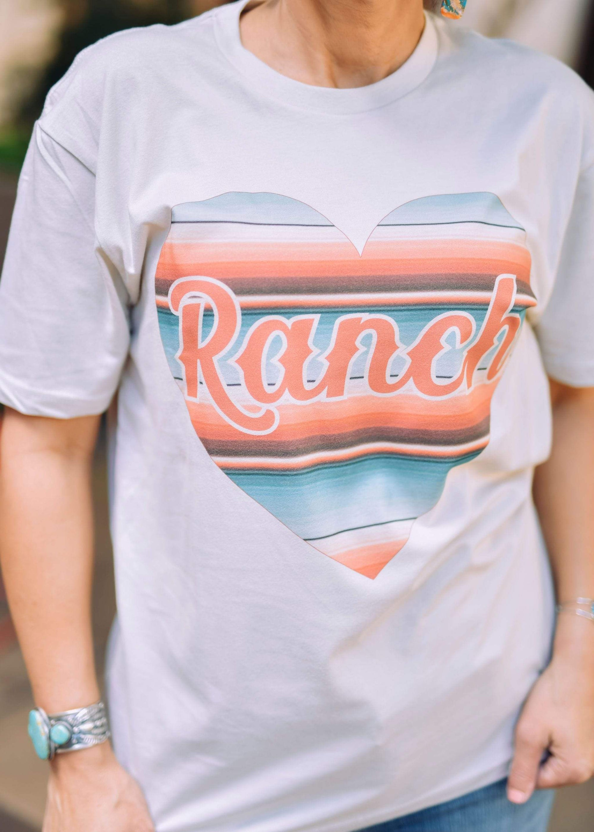 1839 Love Ranch Serape