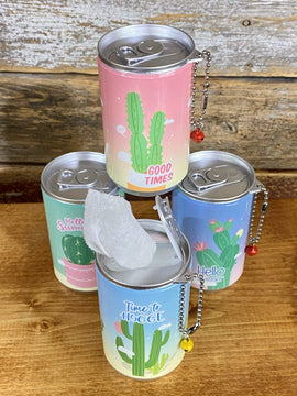 Cactus Can Sanitizing Disinfecting Wipes