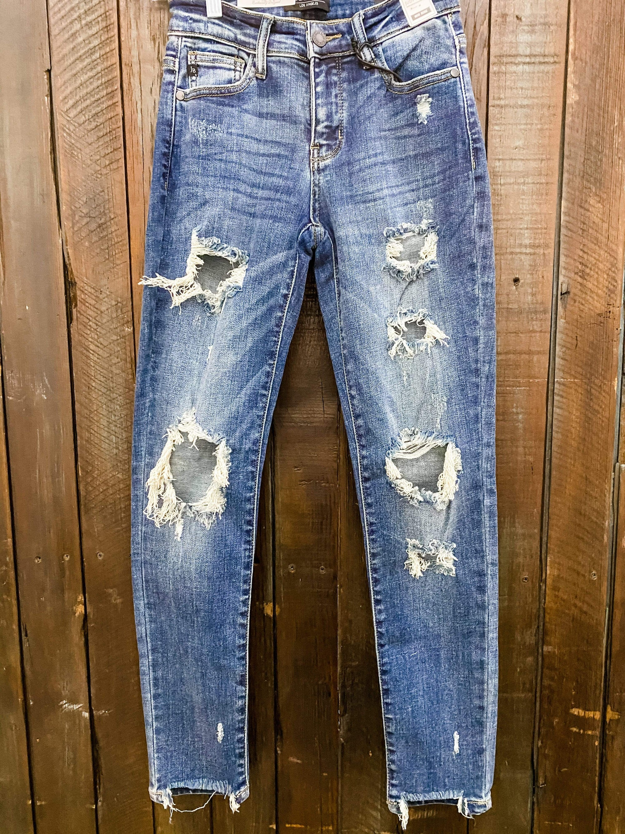 Judy Blue Distressed Jean