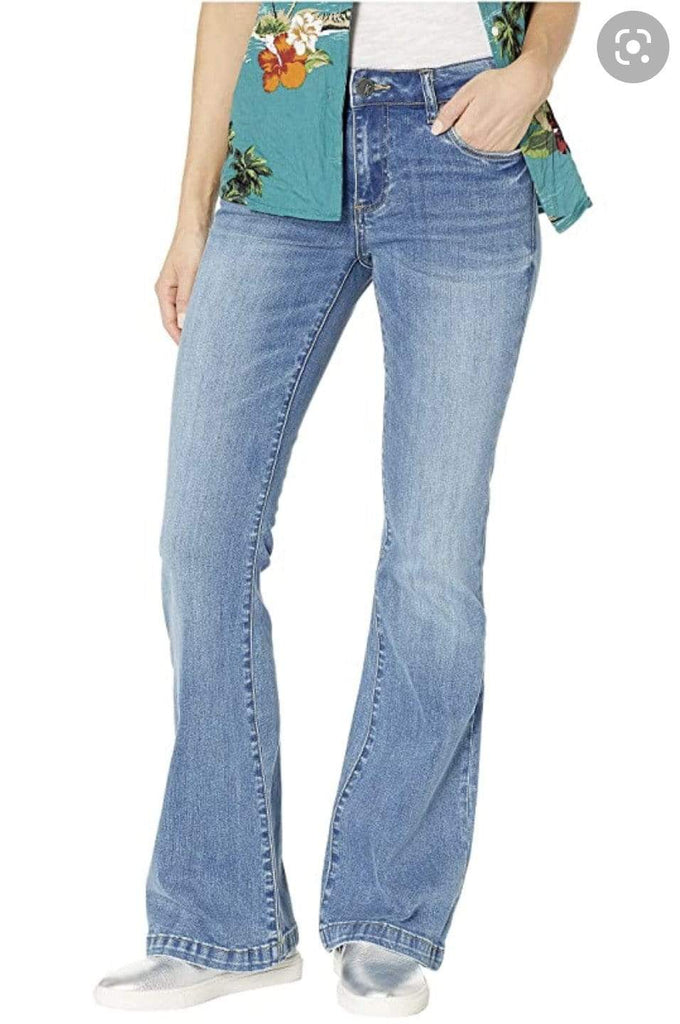 Kut from the Kloth Full Length 16 KUT Stella Relaxed Flare Jean