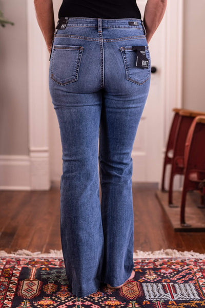 Kut from the Kloth Full Length 2 KUT Stella Flare Jeans