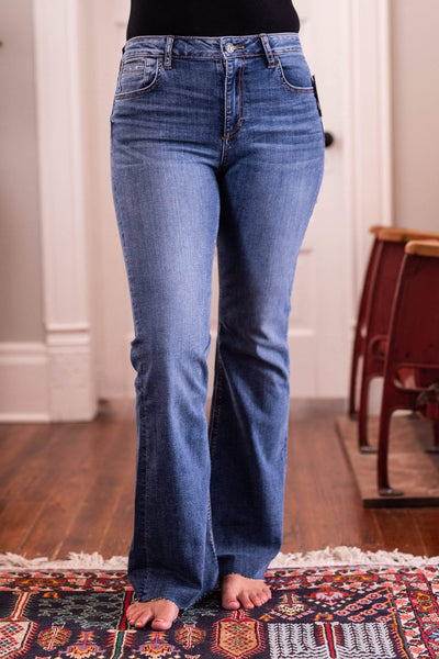 Kut from the Kloth Full Length KUT Stella Flare Jeans
