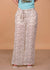 LLove Full Length Snake Skin Wide Pants