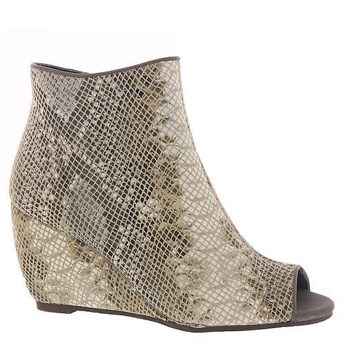 Kuda Snake Print Wedge - Multi