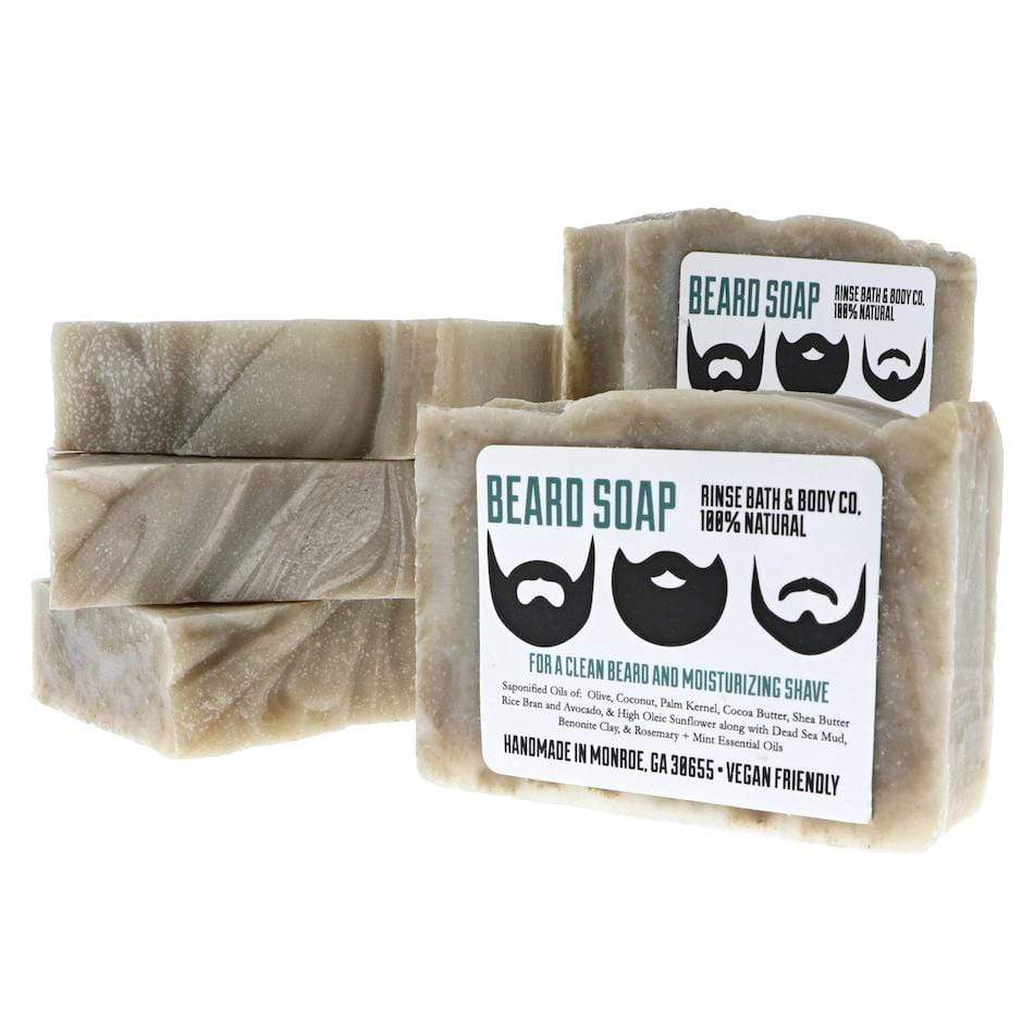 Rinse Beauty Beard Bar Facial Soap