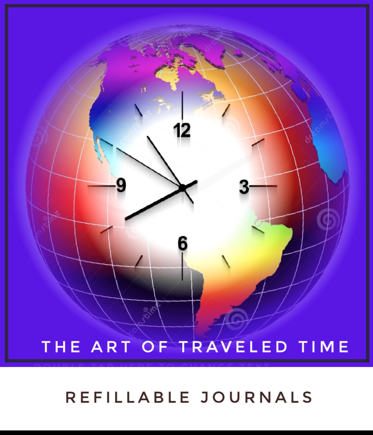 The Art Of Traveled Time