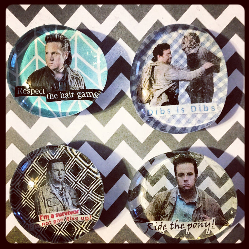 Eugene Porter-The Walking Dead Magnets