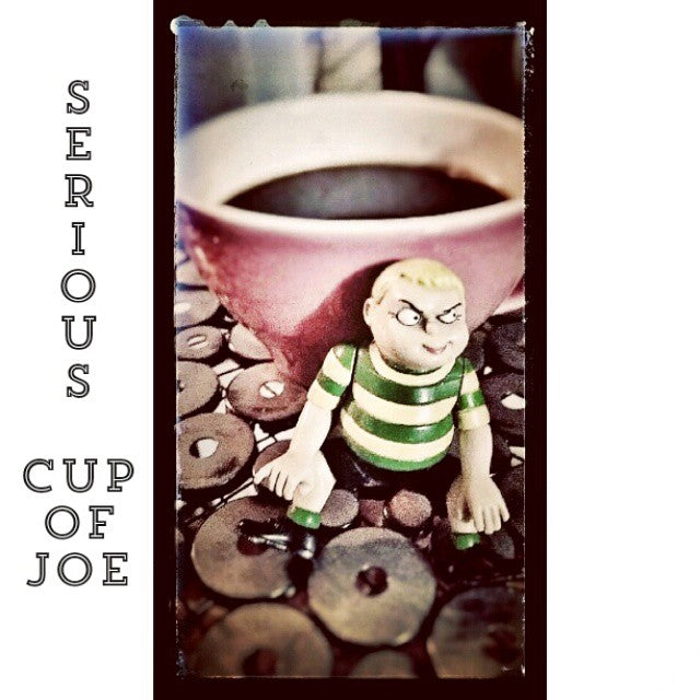 5x5 Coffee Card * Cup of Joe