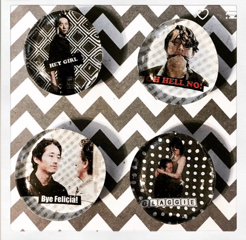 Glenn Rhee-The Walking Dead Magnets