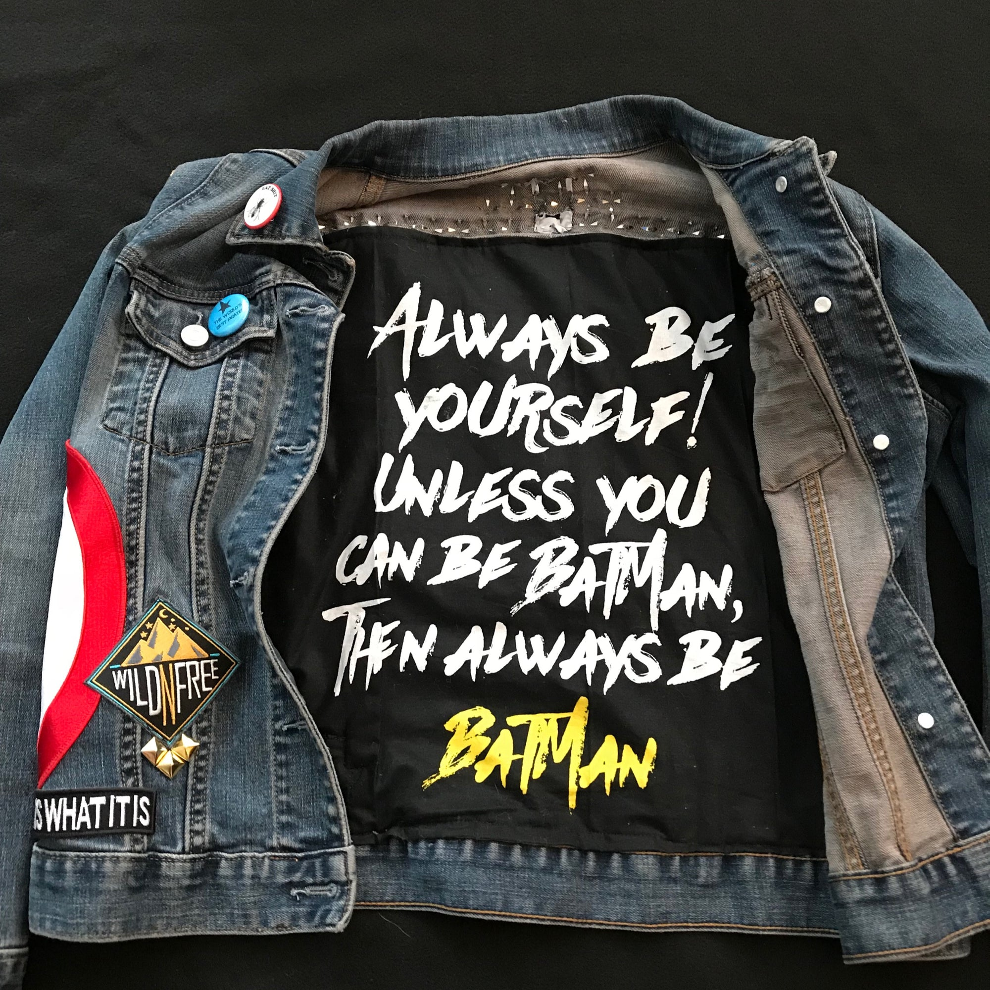 Anti-Bullying Jacket