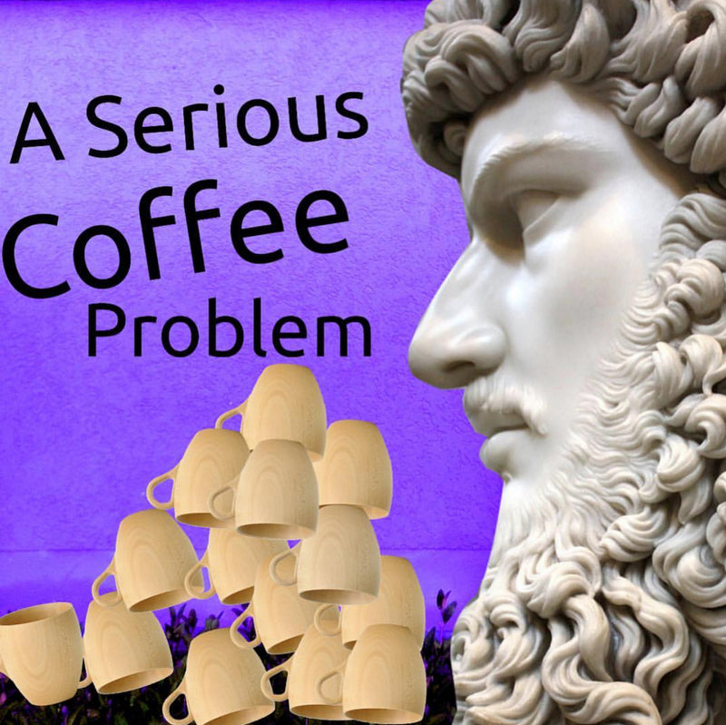 5x5 Coffee Card * Problem Coffee
