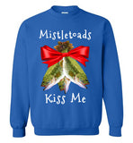 04030304 Mistletoads Fishing Sweatshirt
