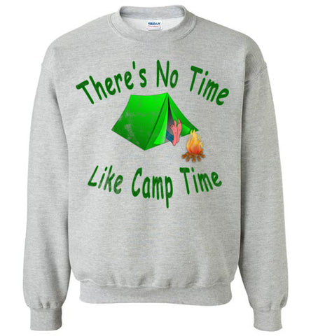 11030404 Camp Time Sweatshirt
