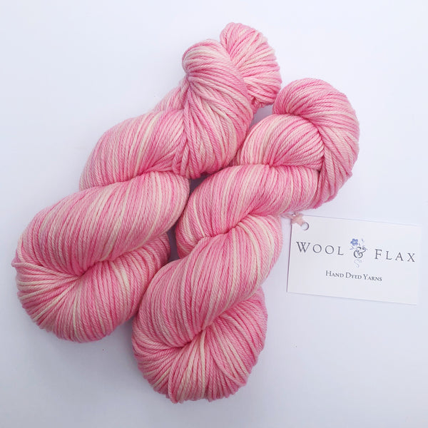 Wool & Flax - Light Pink