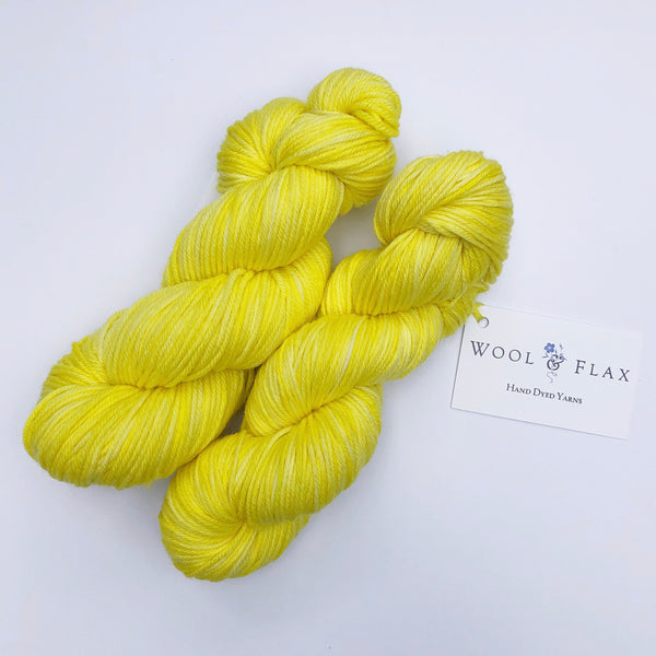 Wool & Flax - Sun Yellow