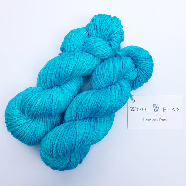 Wool & Flax - Turquoise