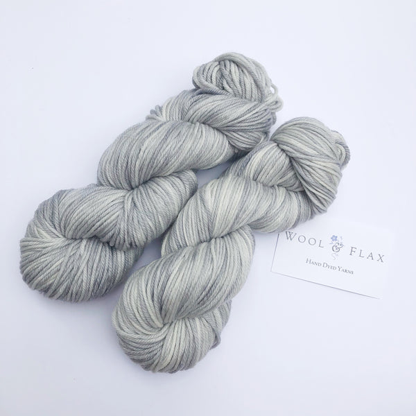 Wool & Flax - Light Grey