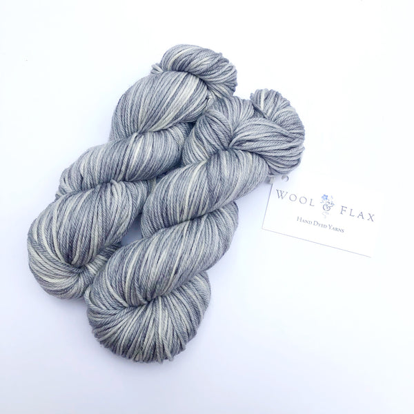 Wool & Flax - Grey