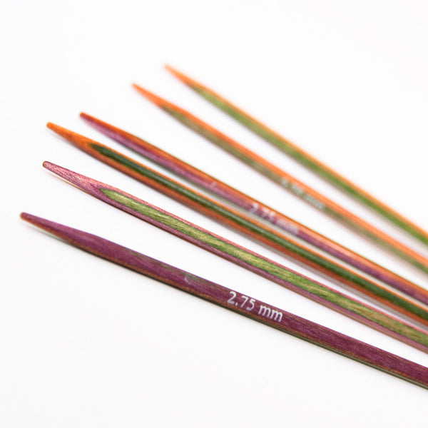 Symfonie Wood Double Pointed Needles  - 3mm