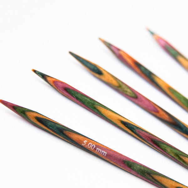Symfonie Wood Double Pointed Needles  - 5mm