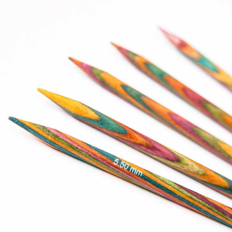 Symfonie Wood Double Pointed Needles  - 5.5mm