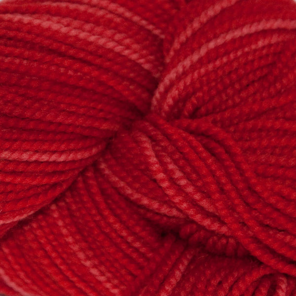 Sock - Chinese Red