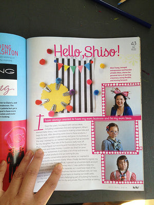 I'm in Kiki Magazine!