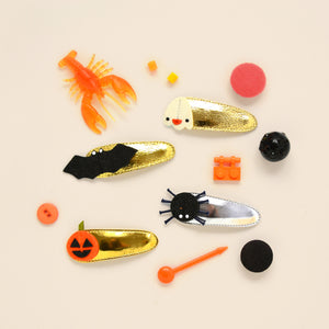 Check out our cute Halloween snap clips!