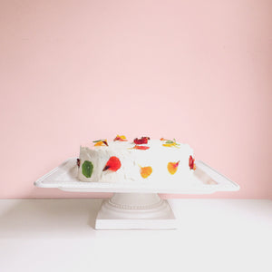 recipe: lemon layer cake with lemon buttercream