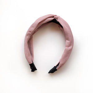 women's knotted headband // hello shiso hair accessories for girls