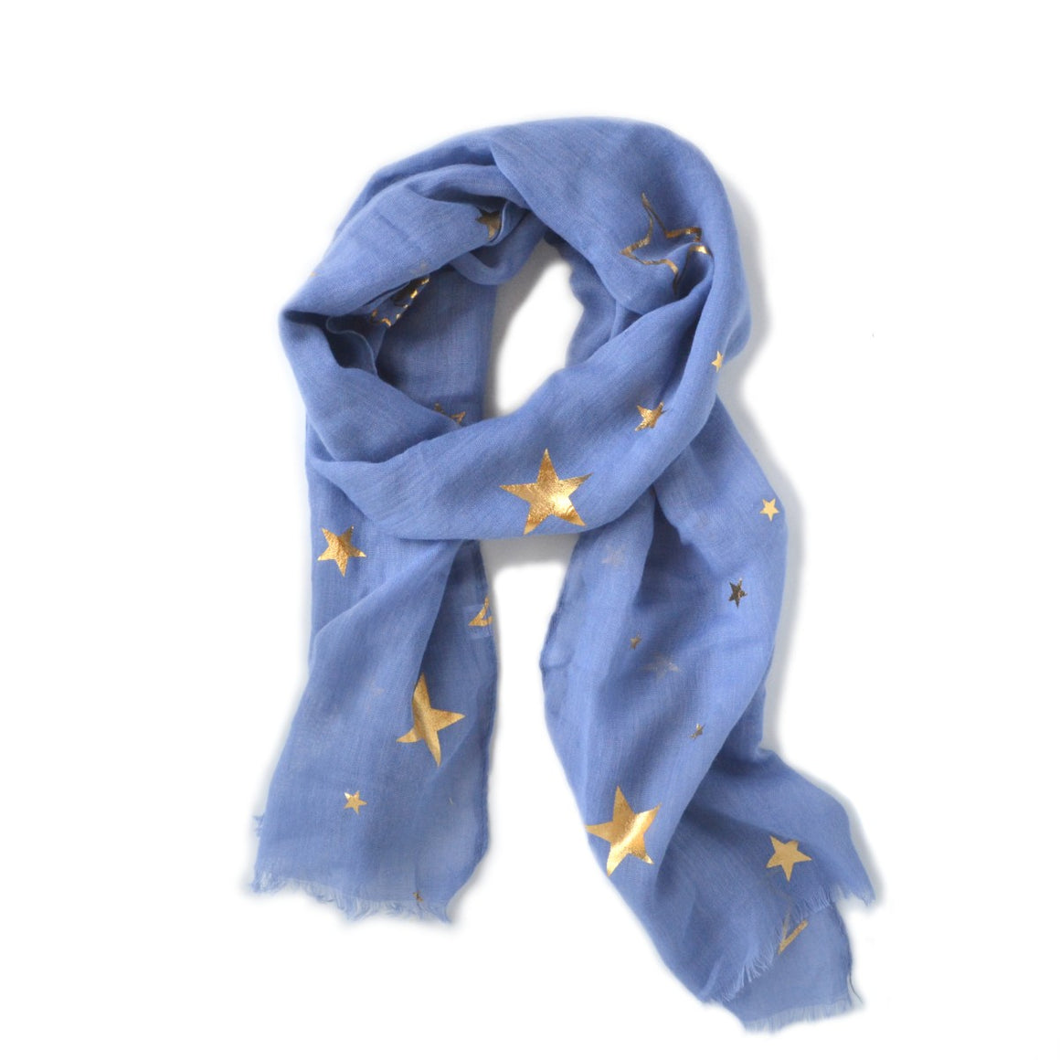 big stars scarf // hello shiso hair accessories for girls