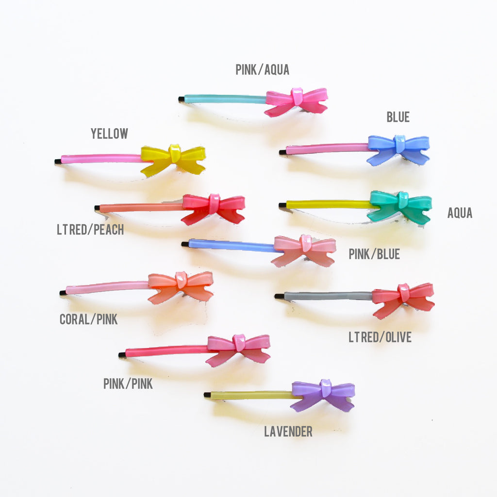 bow bobby // hello shiso hair accessories for girls