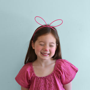 floppy ear headband // hello shiso hair accessories for girls