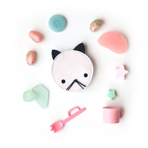 cat clip // hello shiso hair accessories for girls