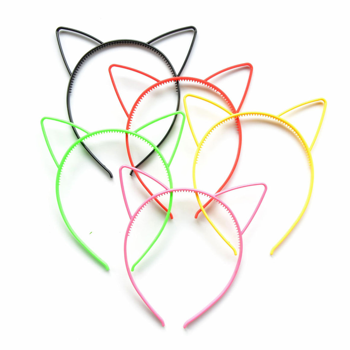 cat headband // hello shiso hair accessories for girls