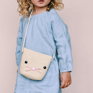 critter crossbody // hello shiso hair accessories for girls