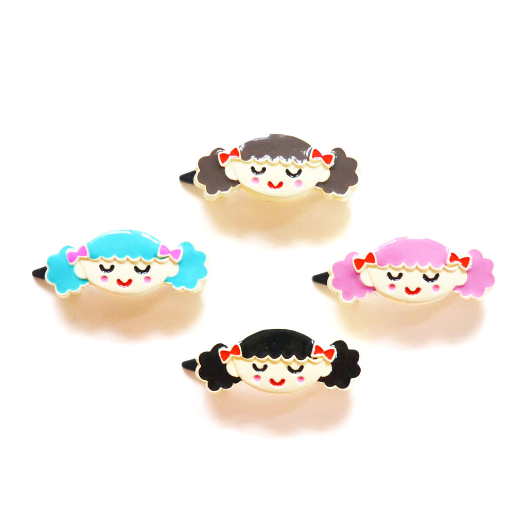 cute girl clip // hello shiso hair accessories for girls