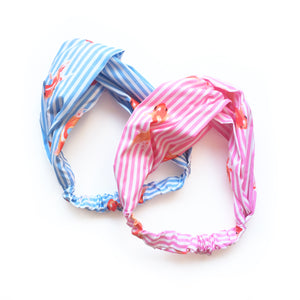 goldfish headband // hello shiso hair accessories for girls