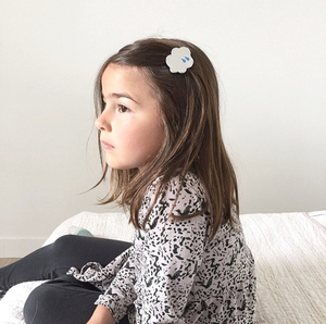 cloud clips // hello shiso hair accessories for girls