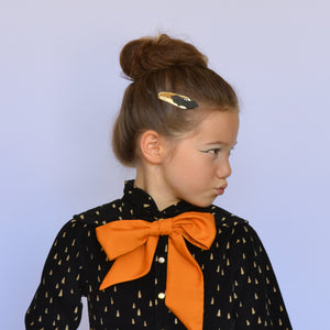 bat clips // hello shiso hair accessories for girls