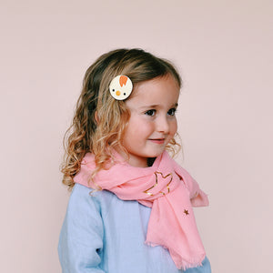 chick clip // hello shiso hair accessories for girls