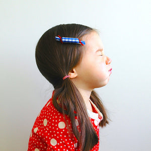 bonbon clip // hello shiso hair accessories for girls