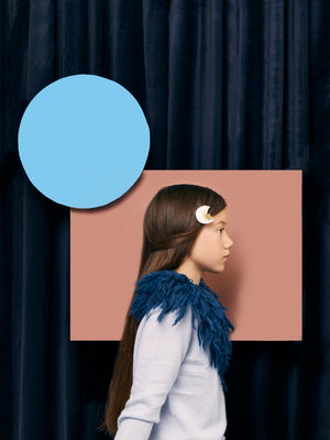 celestial clip // hello shiso hair accessories for girls